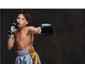Kids-Kickboxen