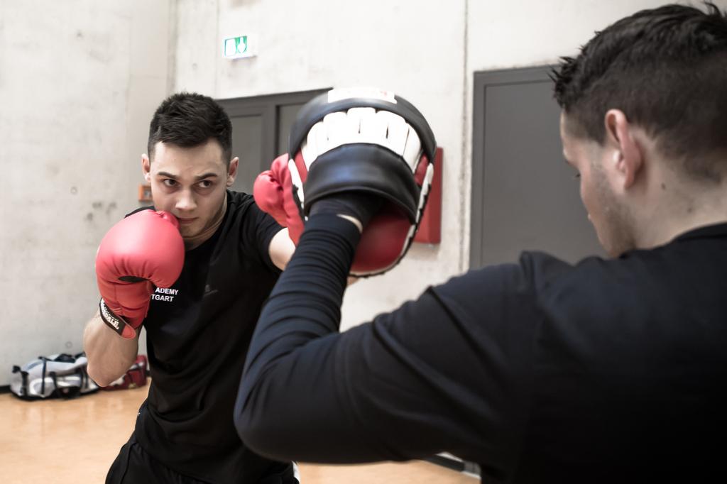 Wettkampf-Boxen